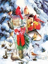 SunsOut 37154 - Santa's Mailbox - 1000 stukjes