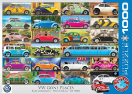 Eurographics 5422 - VW Gone Places - 1000