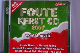 cd  *Foute Kerst cd* 2-cd