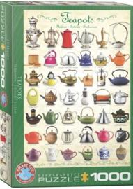 Eurographics 0599 - Teapots - 1000 stukjes