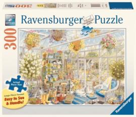Ravensburger - Bloeiende Tuinkas - 300XL stukjes