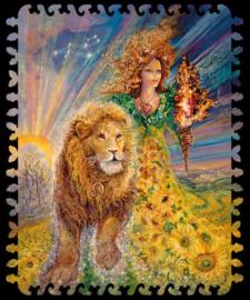 DaVICI Josephine Wall - Zodiac Leeuw - 100 stukjes