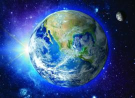 Eurographics 5541 - Save the Planet, Our Planet - 1000 stukjes