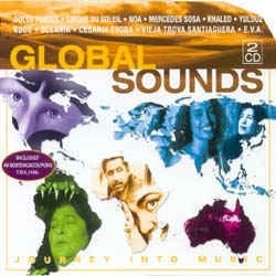 Global Sounds - Journey Into Music - 2cd