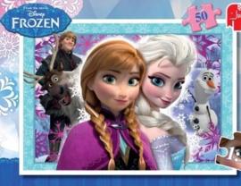 Jumbo 17440 Disney Frozen 50 stukjes