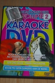 DVD 5274  Karaoke Hollandse hits deel 2