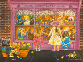 SunsOut 35926 - Some Bunny Loves You - 300XL stukjes