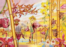DaVICI - De Kunst van Licht en Schaduw - 160 stukjes