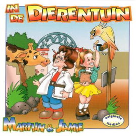 De Weton Kids - Martijn en Jamie in de Dierentuin