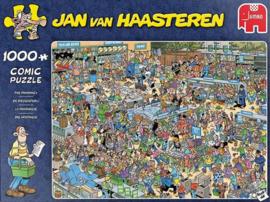 Jan van Haasteren - De Drogisterij - 1000 stukjes