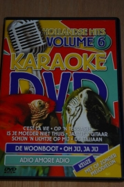 DVD 5282  Karaoke hollandse hits deel 6