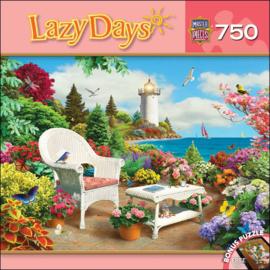 Master Pieces - Lazy Days Memories - 750 stukjes