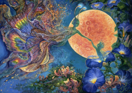 Grafika Josephine Wall - Moonlit Awakening - 2000 stukjes