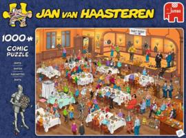 Jan van Haasteren - Darts - 1000 stukjes