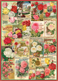 Eurographics 0810 - Roses, Seed Catalogue - 1000 stukjes