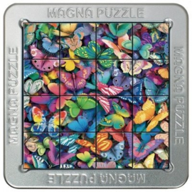 TFF 3D Magna Puzzle Small - Butterflies - 16 srukjee