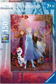 Ravensburger - Disney Frozen 2 Een Fantastisch Avontuur - 150XXL stukjes