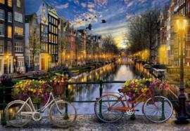 Educa - Amsterdam - 2000 stukjes