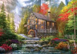 KS - The Old Wood Mill - 1000 stukjes