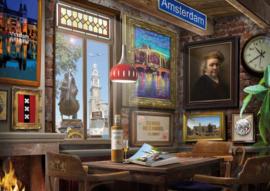 TFF - Amsterdams Cafe - 1000 stukjes
