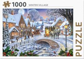 Rebo - Winter Village - 1000 stukjes