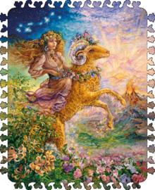 DaVICI Josephine Wall - Zodiac Ram - 100 stukjes