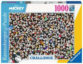 Ravensburger Disney - Mickey (chalenge) 1000 stukjes