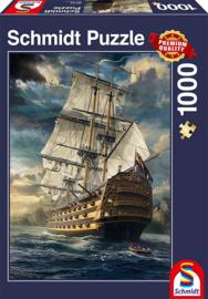 Schmidt - Sails Set - 1000 stukjes
