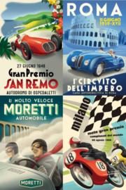 Piatnik - Classic Italians - 1000 stukjes
