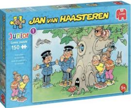 Jan van Haasteren - Verstoppertje - 150 stukjes  JUNIOR