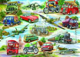 House of Puzzles - Truly Classic - 500XL stukjes