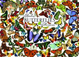 Cobble Hill - Butterflies - 1000 stukjes