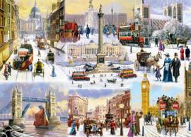Falcon de Luxe 11306 - a Winter in London - 1000 stukjes