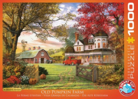 Eurographics 0694 - Old Pumpkin Farm - 1000 stukjes