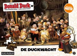 Just Games Disney Donald Duck Special - De Duckwacht - 1000 stukjes