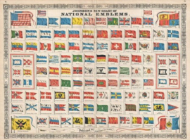 Piatnik - National Emblems - 1000 stukjes
