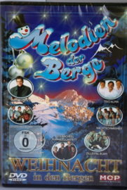 Melodien der Berge - Weihnacht - Dvd