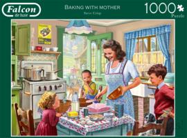 Falcon de Luxe 11245 - Baking with Mother - 1000 stukjes