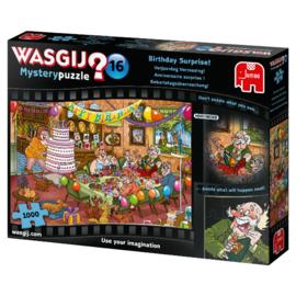 Wasgij Mystery 16 - Verjaardag Verrassing!- 1000 stukjes
