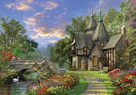 KS - The Old Waterway Cottage - 1000 stukjes