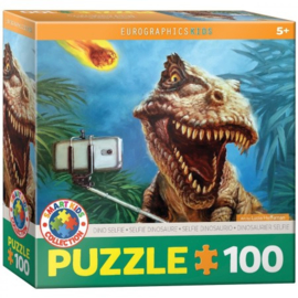 Eurographics 5555 - Dino Selfie - 100XXL stukjes