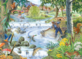 House of Puzzles - Sparkling Waters - 250XL stukjes