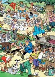 Jan van Haasteren - Fun in the Park - 150 stukjes