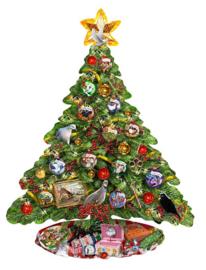 SunsOut 95849 - The Twelve Days of Christmas - 1000 stukjes