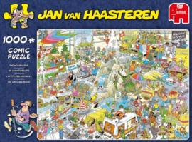 Jan van Haasteren - De Vakantiebeurs - 1000 stukjes