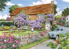 House of Puzzles - Wisteria Cottage - 250XL stukjes