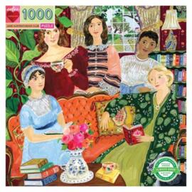 eeBoo - Jane Austen's Book Club - 1000 stukjes