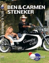 Ben & Carmen Steneker  Country Cafe dvd