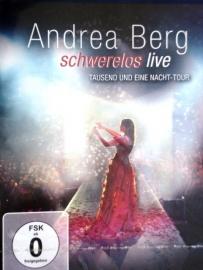 Andrea Berg  *Schwerelos*  Tour Leipzig Januari 2011