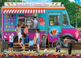 Eurographics 5519 - Dan's Ice Cream Van - 1000 stukjes